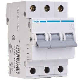 Автоматический выключатель Hager MB340A