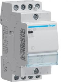 Контактор - силовое реле Hager ESC-425